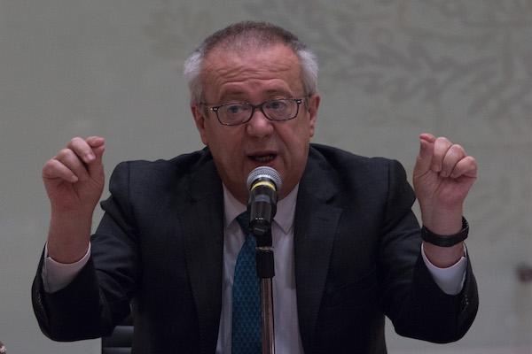 Carlos Urzúa SHCP