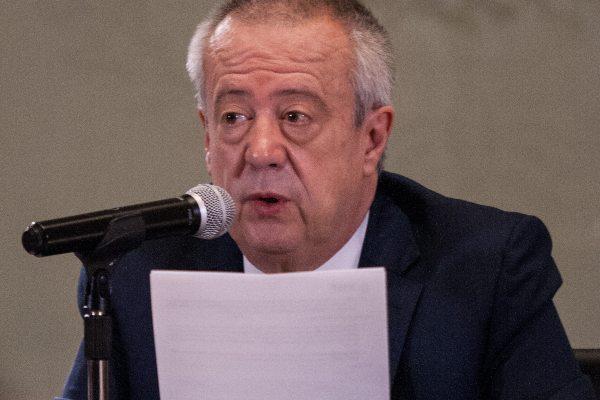 Urzúa le presentó su renuncia al presidente López Obrador a través de una carta. Foto: Archivo | Cuartoscuro