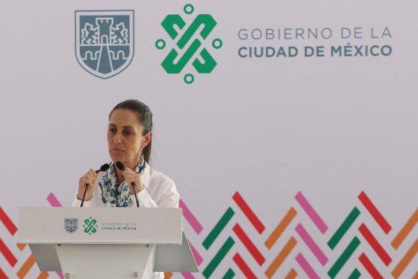 Claudia Sheinbaum Mejor Escuela