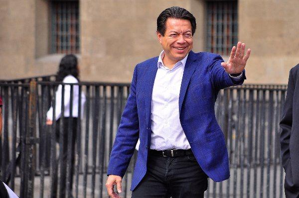 Mario Delgado Jucopo Cámara de Diputados