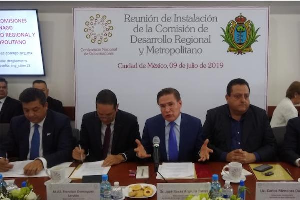 Conago-renuncia-Carlos-Urzua-Hacienda-Francisco-Dominguez-Arturo-Herrera-Francisco-Domínguez