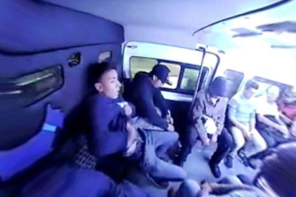 A los detenidos se les relaciona con el homicidio de dos mujeres el 17 de abril en Coacalco. Foto: Especial