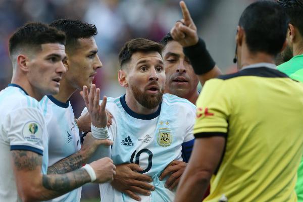 Argentina se quedó con el tercer lugar de la justa. Foto: Especial.