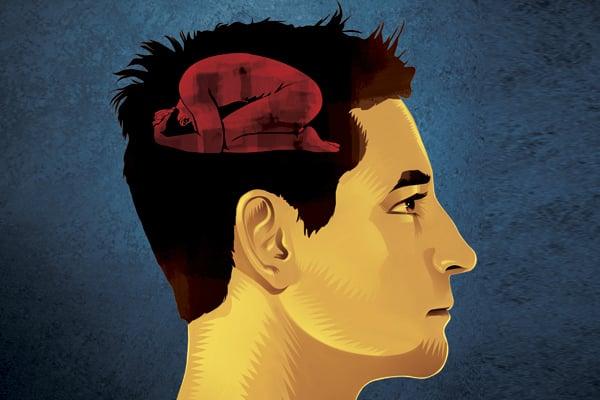 Según la UNAM, la depresión puede ser impulsada por abusos de la infancia, violencia y problemas económicos. Foto: Allan G. Ramírez.