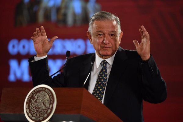 AMLO López Obrador Carlos Urzúa