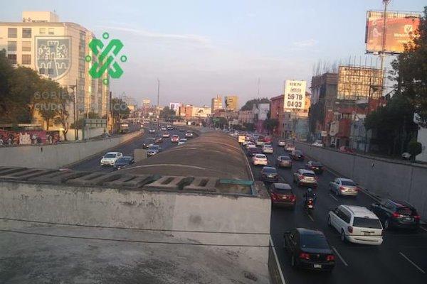 Reporte del tráfico en CDMX 10 de julio