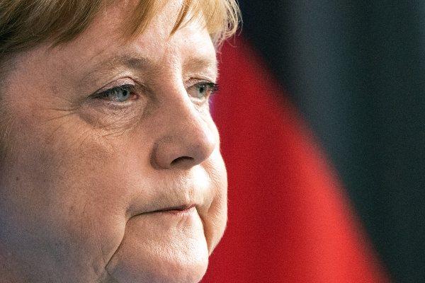 Angela Merkel Alemania Temblores