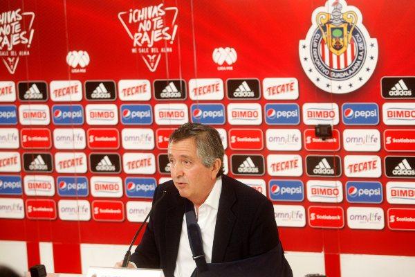 Jorge Vergara Chivas SCJN