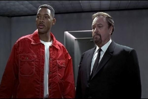 Will Smith lamenta la pérdida de Rip Torn. Foto: Especial