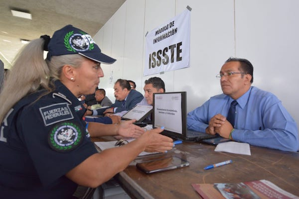 ISSSTE-Policia-Federal-derechos-prestaciones-informacion-orientacion