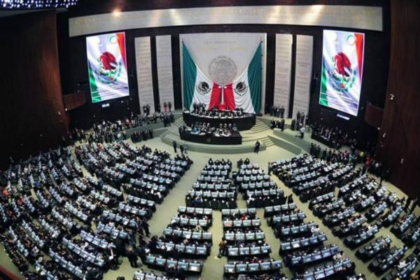 Por instrucciones de la secretaria de Gobernación, Olga Sánchez Cordero, se informa sobre este hecho al Congreso de la Unión. Foto: Especial.