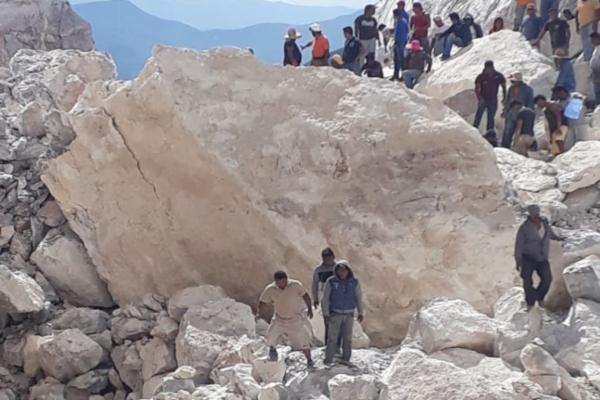 Hallan muerto a minero que quedó atrapado, en Mina de Coahuila