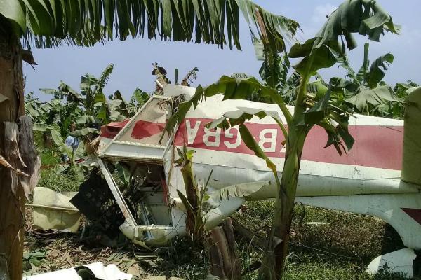 El accidente ocurrió en los límites con el estado de Tabasco. Foto: Especial.