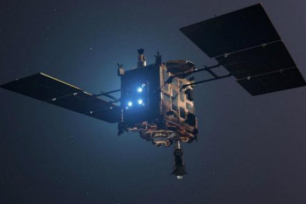 Recogió muestras que ayudarán a descubrir el origen del sistema solar. Foto: Especial.