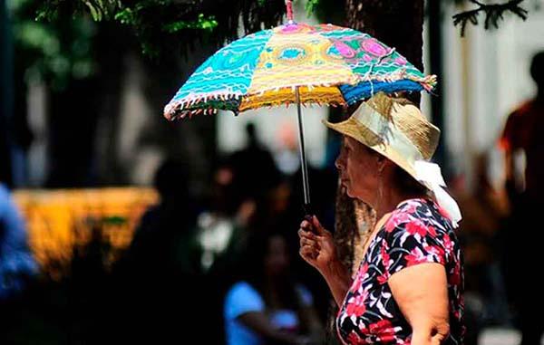 Para hoy se pronostican temperaturas de más de 45 grados en BC, Sonora, Chihuahua y Sinaloa.  Foto: Especial.
