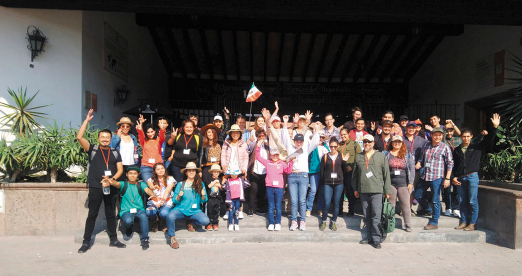 CONJUNTO. Empresarios fomentarán el apoyo a jóvenes programadores de la Ciudad de México. Foto: Especial.