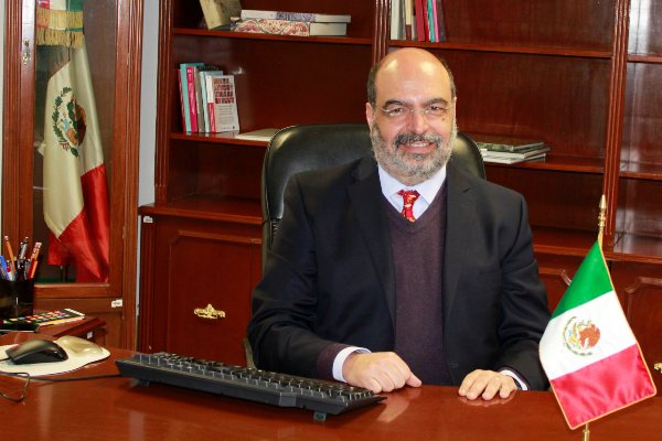 Conapo Carlos Javier Echarri