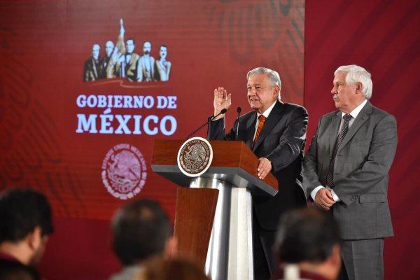 López Obrador Pemex Víctor Villalobos