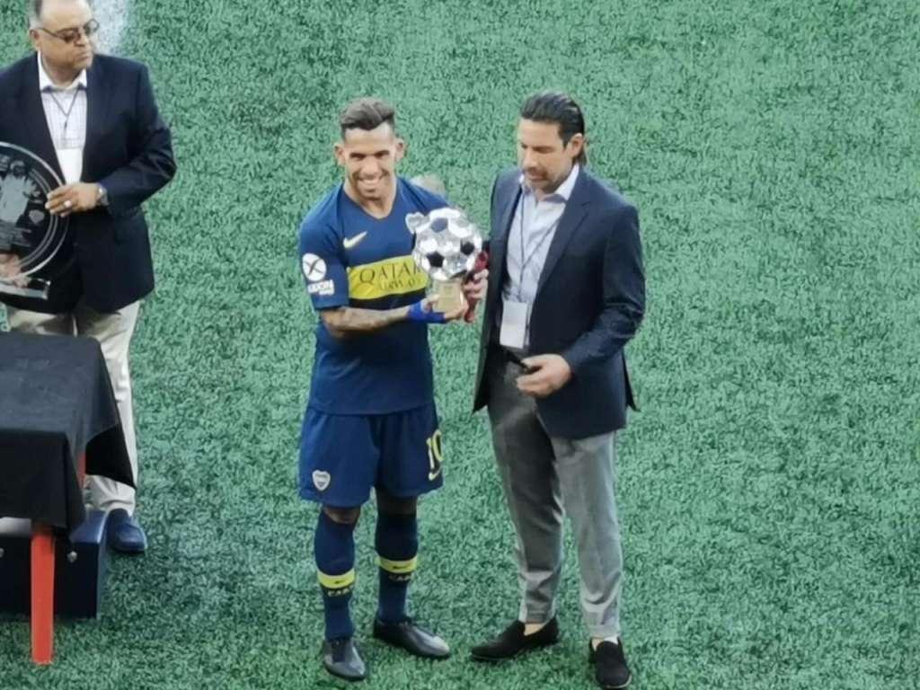 Carlos Tévez ha militado en equipos ingleses e italianos; también fue seleccionado de Argentina. Foto: Adrián Sarabia