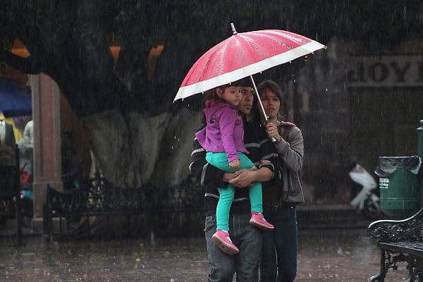 lluvias en michoacán