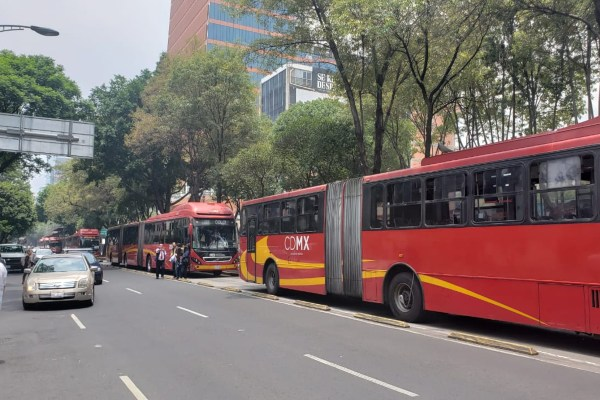 Insurgentes Metrobús