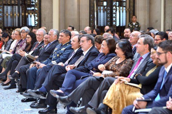 Gabinete AMLO López Obrador