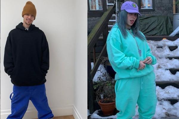 Justin Bieber y Billie Eilish juntos en este espectacular proyecto. Foto: Especial