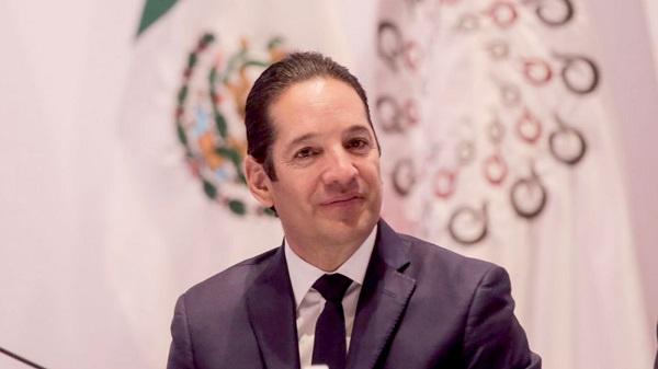 Domínguez reveló la extorsión y sostuvo que fue mediante una llamada telefónica y que incluso la persona que le llamó le dio un número de cuenta al cual depositar el recurso. Foto: Especial