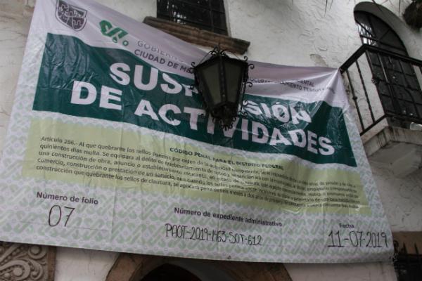 El lugar está catalogado por el Instituto Nacional de Bellas Artes y Literatura. Foto: Especial.