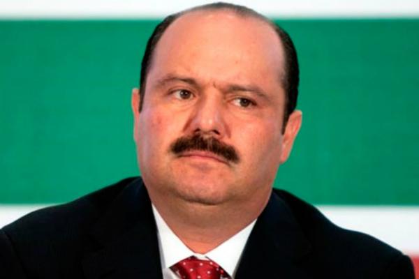 A principios de año, la Comisión de Justicia Partidaria del Partido Revolucionario Institucional (PRI) expulsó a Duarte Jáquez. Foto: Especial.