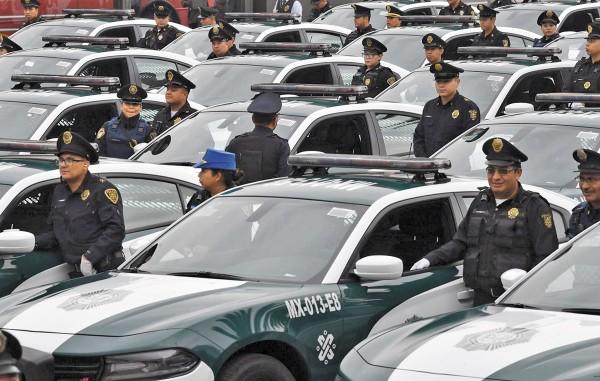 Los policías que tienen a su cuidado la GAM, cuentan con unidades nuevas. Foto: Pablo Salazar Solís