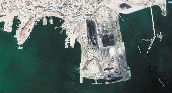 La empresa informó que el fallo de una válvula provocó la liberación de ácido sulfúrico en el Mar de Cortés. Foto: Especial