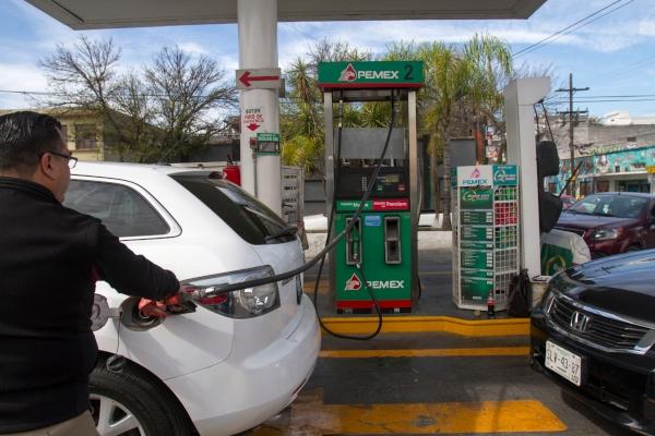 Gasolinas Magna Diésel Premium