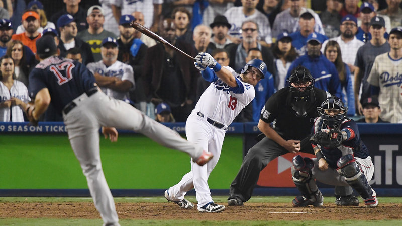 Dodgers vs Red Sox 2019
