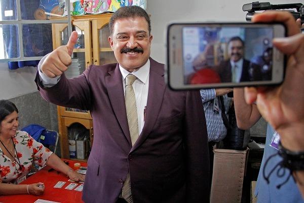 El funcionario fue candidato por Morena a gobernar el estado de Jalisco. Foto: Cuartoscuro.