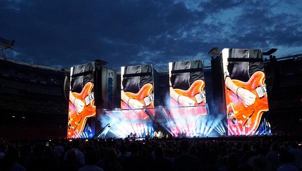 """Cabe destacar que previamente algunas presentaciones de su gira """"No filter tour"""", que comenzó en 2018 por Europa, ya se habían pospuesto, debido a que el líder y vocalista Mick Jagger fue sometido a una intervención quirúrigica. Foto: Especial"""