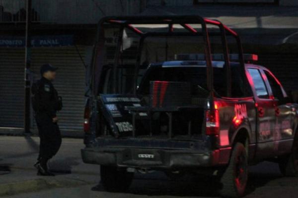 Como resultado de la acción policiaca fueron aseguradas dos armas de fuego e igual número de unidades motoras. Foto Ilustrativa