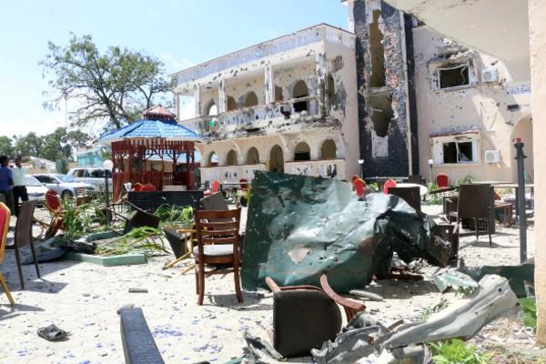 Ataque terrorista en somalia deja muertos y heridos