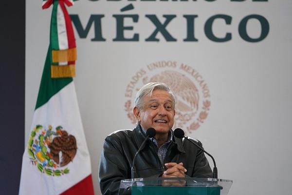 Andrés Manuel López Obrador, Presidente de México en Diálogo con la Comunidad del Hospital Rural de Paracho. Foto: Cuartoscuro