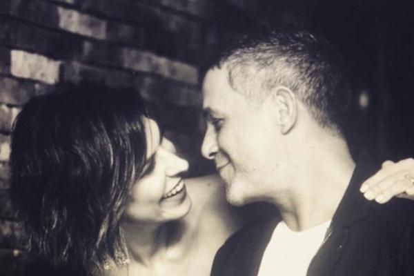 Ambos cumplieron siete años de casados y tienen dos hijos en común: Dylan y Alma. Foto Instagram