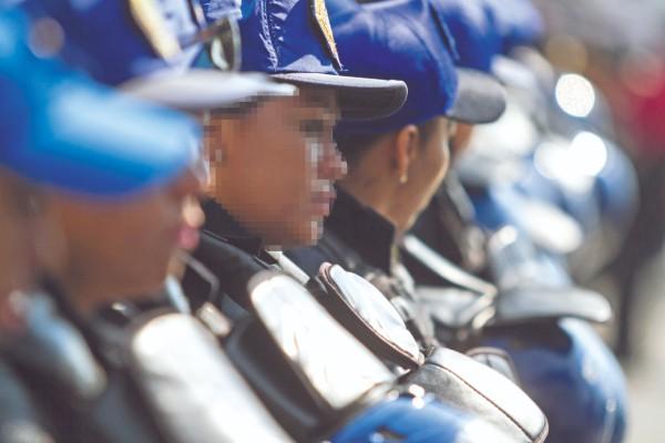 Las uniformadas en la capital del país tendrán una defensora para situaciones de acoso y violencia. Foto: Cuartoscuro