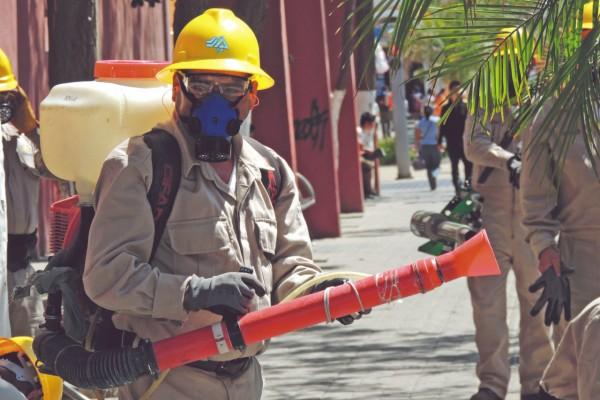 En algunos municipios del estado se han realizado jornadas para combatir el dengue. Foto: Enfoque