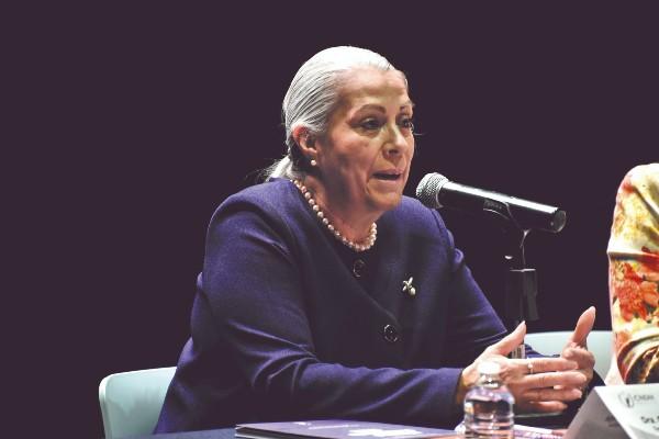 Ruth Villanueva apuesta por la capacitación. Foto: Daniel Ojeda
