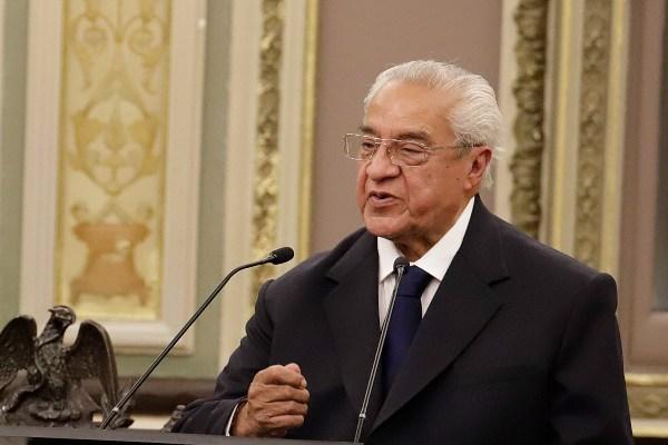 Se prevé que durante su mensaje, PachecoPulido destaque los logros que alcanzó. Foto: Archivo | Cuartoscuro