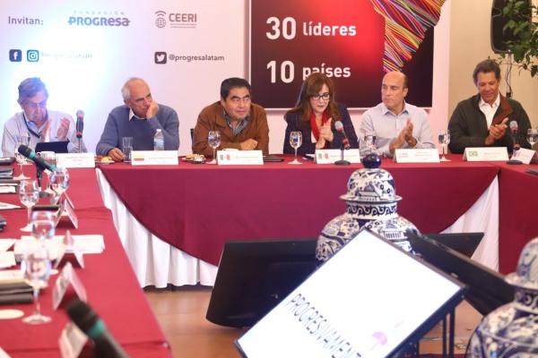 Barbosa Huerta, resaltó que este tipo de reuniones son la semilla para un mejor mañana en la América Latina. Foto Especial