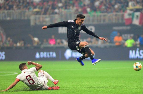América Ajax Edson Álvarez