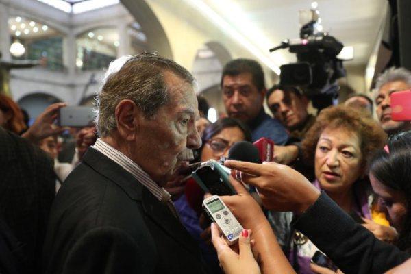 Muñoz Ledo Migración Cámara de diputados