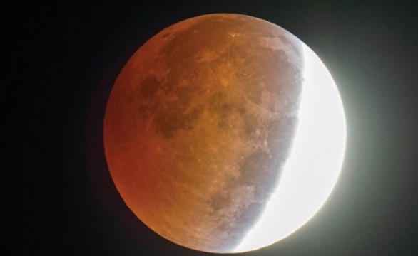 El fenómeno astronómico podrá contemplarse a simple vista. Foto Especial