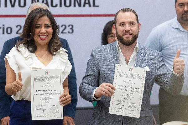 Lorena Piñón Rivera-PRI