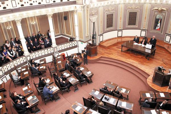 APOYO LOCAL.La mayoría de los funcionarios aprobaron al gobierno actual. Foto: ENFOQUE.
